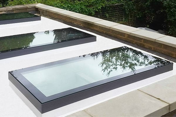 infinity fixed rooflights